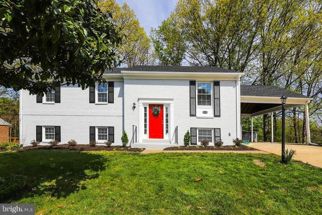 6118 Redwood Lane, ALEXANDRIA, VA 22310 (#VAFX1191314) :: The Miller Team
