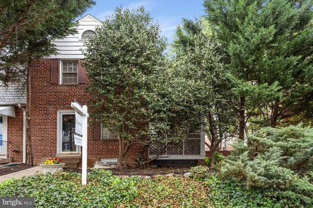 1033 N Monroe Street, ARLINGTON, VA 22201 (#VAAR179064) :: Tom & Cindy and Associates