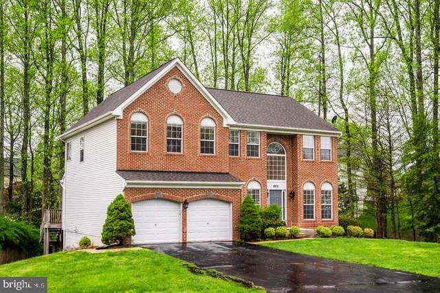 9302 Bradley Court, MANASSAS PARK, VA 20111 (#VAMP114688) :: Realty One Group Performance