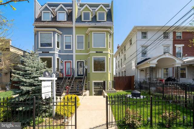 1809 3RD Street NE #1, WASHINGTON, DC 20002 (#DCDC515490) :: Advance Realty Bel Air, Inc
