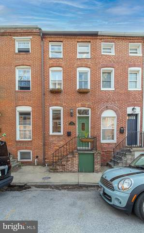 1114 Riverside Avenue, BALTIMORE, MD 21230 (#MDBA545916) :: Advance Realty Bel Air, Inc