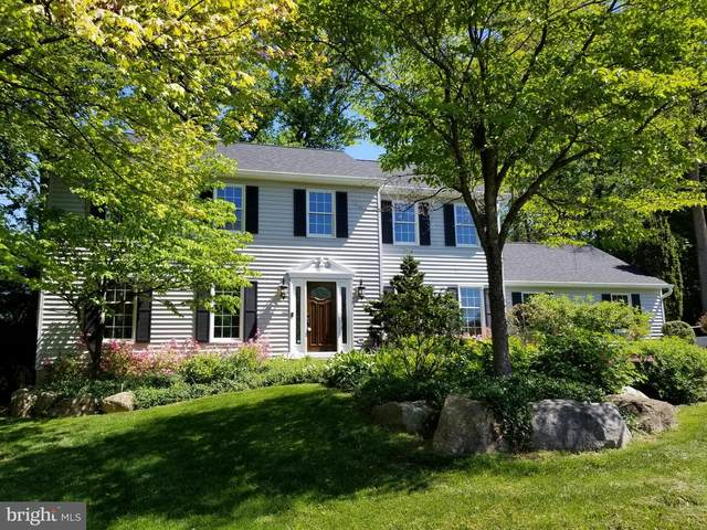 1597 Salomon Lane, CHESTERBROOK, PA 19087 (#PACT533052) :: Tom Toole Sales Group at RE/MAX Main Line
