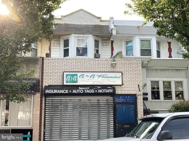 5740 N 5TH Street, PHILADELPHIA, PA 19120 (#PAPH1003794) :: LoCoMusings