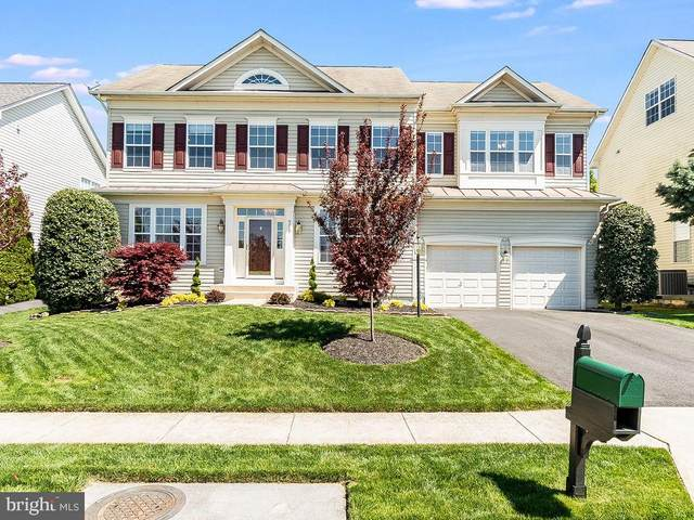 9729 Kinloss Mews, BRISTOW, VA 20136 (#VAPW519044) :: Network Realty Group