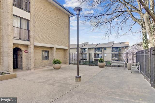 108 Monroe Street #302, ROCKVILLE, MD 20850 (#MDMC751932) :: Colgan Real Estate