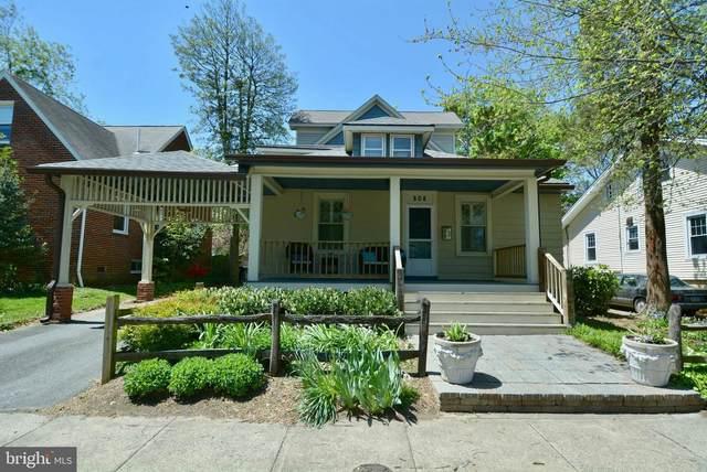 808 N Kenmore Street, ARLINGTON, VA 22201 (#VAAR179164) :: The Riffle Group of Keller Williams Select Realtors