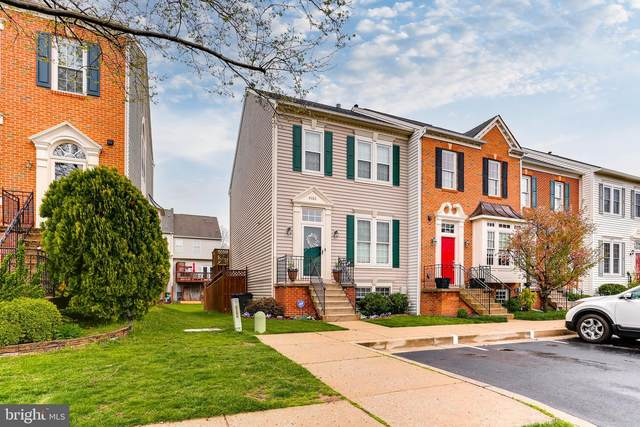 5925 Meadow Rose, ELKRIDGE, MD 21075 (#MDHW292690) :: RE/MAX Advantage Realty