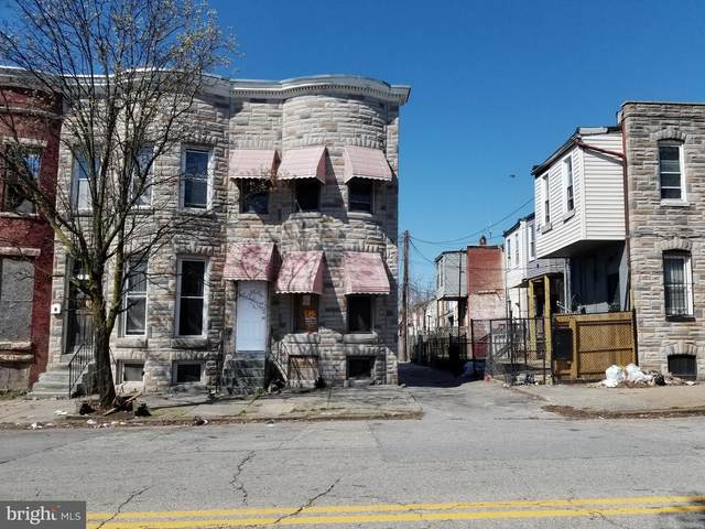 1226 N Patterson Park Avenue, BALTIMORE, MD 21213 (#MDBA546112) :: Colgan Real Estate