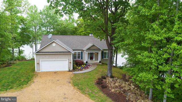129 Shady Oaks Lane, LOUISA, VA 23093 (#VALA122988) :: The Mike Coleman Team