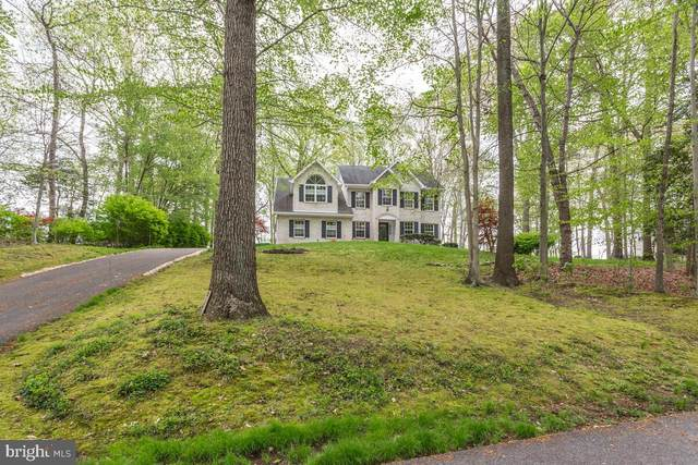 3165 Zacks Place, HUNTINGTOWN, MD 20639 (#MDCA182108) :: The Maryland Group of Long & Foster Real Estate