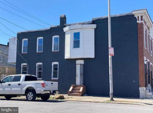 2939 E Monument Street, BALTIMORE, MD 21205 (#MDBA546156) :: Advance Realty Bel Air, Inc
