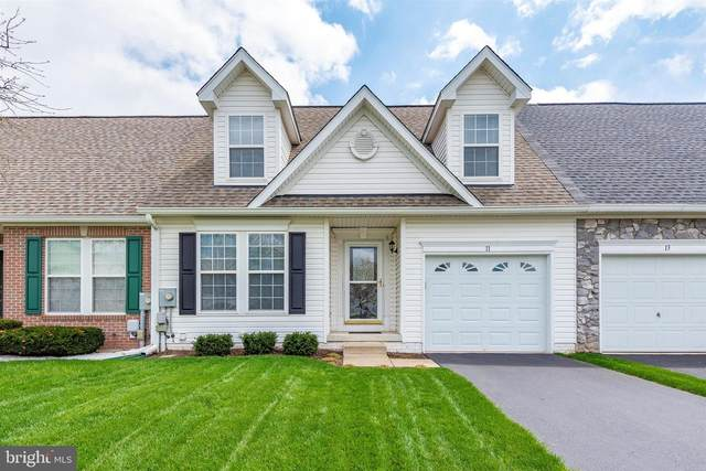 11 Golf Course Lane, THURMONT, MD 21788 (#MDFR280426) :: AJ Team Realty