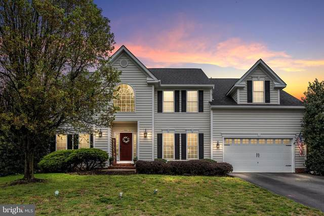 10821 Stacy Run, FREDERICKSBURG, VA 22408 (#VASP230310) :: RE/MAX Cornerstone Realty