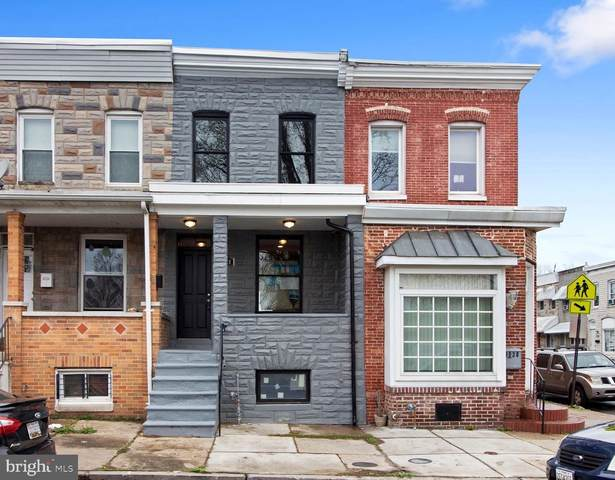 3928 Claremont Street, BALTIMORE, MD 21224 (#MDBA546180) :: City Smart Living