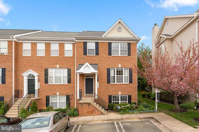 107 Longpoint Way, GAITHERSBURG, MD 20878 (#MDMC752156) :: ExecuHome Realty