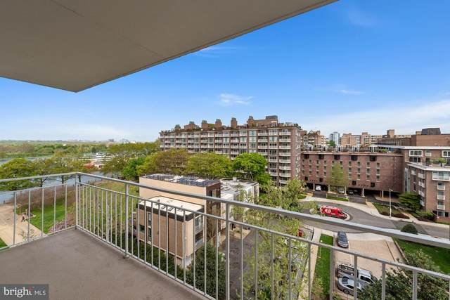 1425 4TH Street SW A616, WASHINGTON, DC 20024 (#DCDC515960) :: ExecuHome Realty