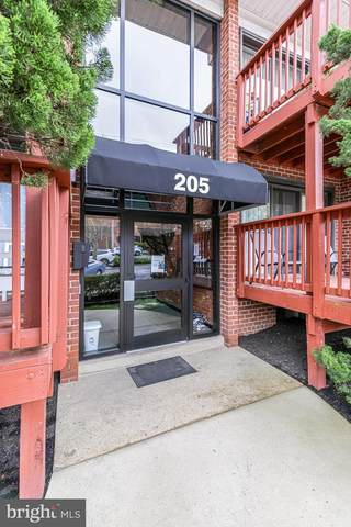 205 Skyhill Road #4, ALEXANDRIA, VA 22314 (#VAAX258272) :: City Smart Living