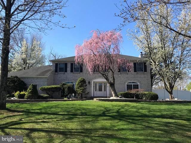 2 Fawn Lane, HAMILTON, NJ 08620 (#NJME310508) :: Jason Freeby Group at Keller Williams Real Estate