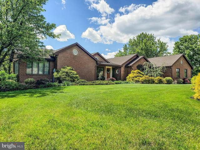456 Lindman Drive, CHAMBERSBURG, PA 17202 (#PAFL179096) :: The Joy Daniels Real Estate Group