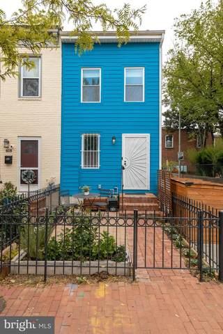 610 S Street NW, WASHINGTON, DC 20001 (#DCDC516082) :: Jim Bass Group of Real Estate Teams, LLC