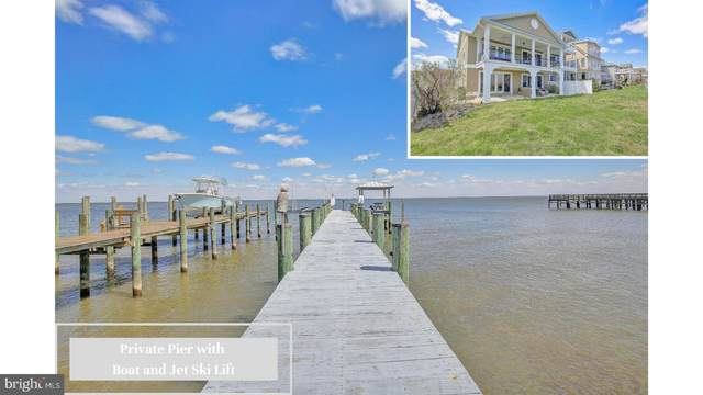 8705 C Street, CHESAPEAKE BEACH, MD 20732 (#MDCA182132) :: The Maryland Group of Long & Foster Real Estate
