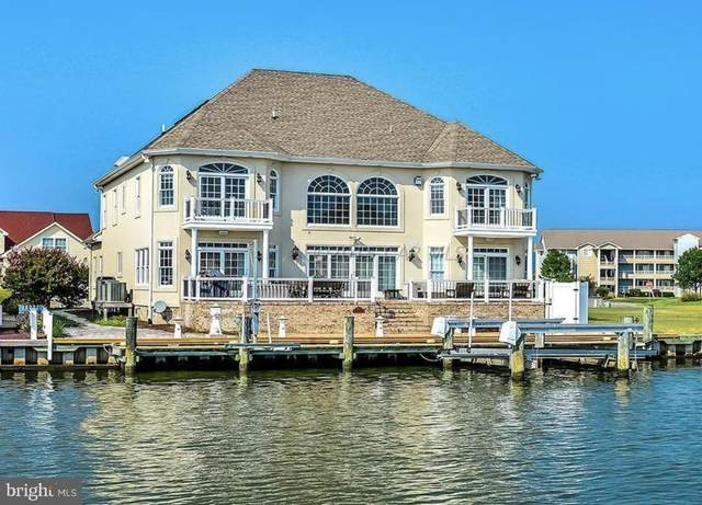 305 S Heron Gull Court, OCEAN CITY, MD 21842 (#MDWO121568) :: Corner House Realty