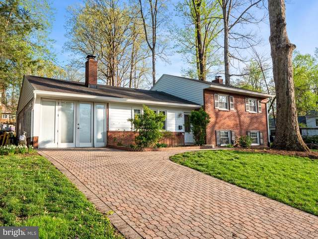 3129 Creswell Drive, FALLS CHURCH, VA 22044 (#VAFX1192386) :: The Riffle Group of Keller Williams Select Realtors