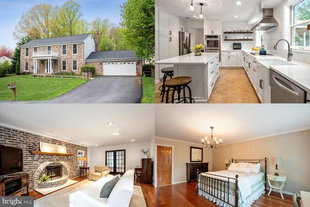 5135 Pheasant Ridge Road, FAIRFAX, VA 22030 (MLS #VAFX1192388) :: Maryland Shore Living | Benson & Mangold Real Estate