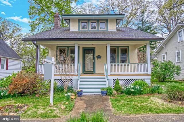 228 N Edgewood Street, ARLINGTON, VA 22201 (#VAAR179334) :: Debbie Dogrul Associates - Long and Foster Real Estate