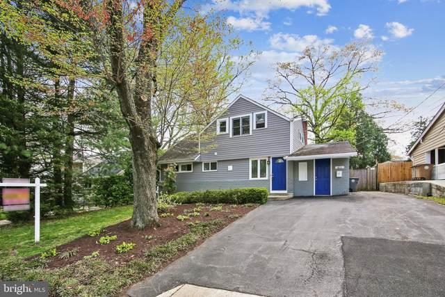 1611 Bradley Avenue, ROCKVILLE, MD 20851 (#MDMC752388) :: Dart Homes