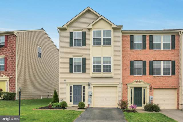 726 Blossom Drive, HANOVER, PA 17331 (#PAYK156126) :: The Joy Daniels Real Estate Group