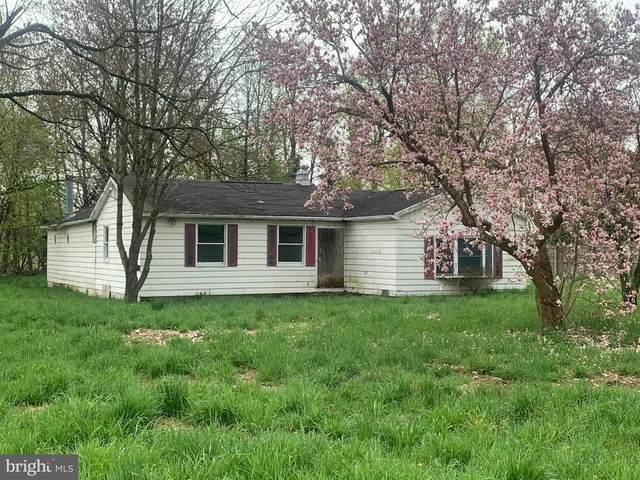 33 Chesterfield Crosswicks Road, CHESTERFIELD, NJ 08515 (MLS #NJBL395092) :: Maryland Shore Living | Benson & Mangold Real Estate