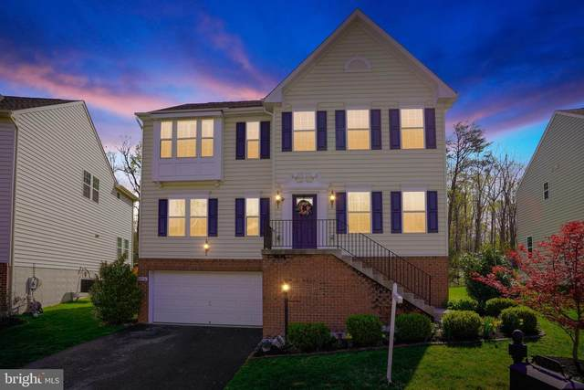 12741 Effie Rose Place, WOODBRIDGE, VA 22192 (#VAPW519356) :: Network Realty Group