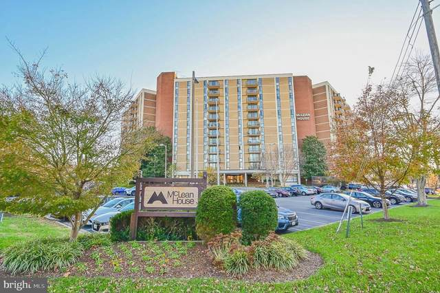 6800 Fleetwood Road #206, MCLEAN, VA 22101 (#VAFX1192548) :: Dart Homes