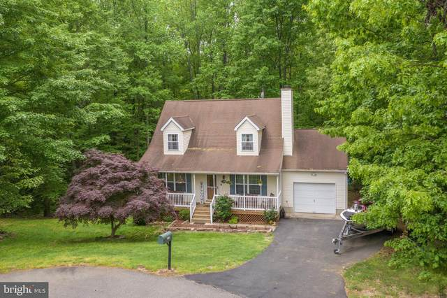 7765 Peach Court, LUSBY, MD 20657 (#MDCA182154) :: The Riffle Group of Keller Williams Select Realtors