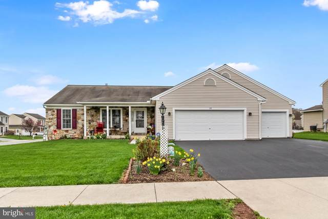 10 Clary Way, YORK, PA 17404 (#PAYK156164) :: Realty ONE Group Unlimited