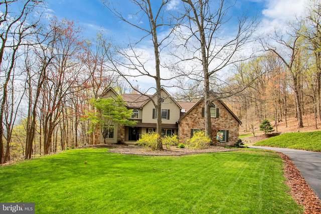 1070 Ridgecrest Drive, HUMMELSTOWN, PA 17036 (#PADA132102) :: The Joy Daniels Real Estate Group