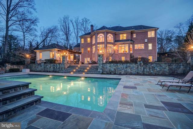 1176 Old Tolson Mill Road, MCLEAN, VA 22102 (#VAFX1192704) :: The Sky Group