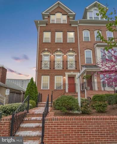 813 N Woodrow Street, ARLINGTON, VA 22203 (#VAAR179426) :: Arlington Realty, Inc.
