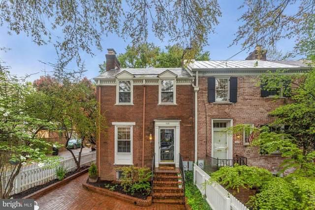 509 Franklin Street, ALEXANDRIA, VA 22314 (#VAAX258356) :: Dart Homes
