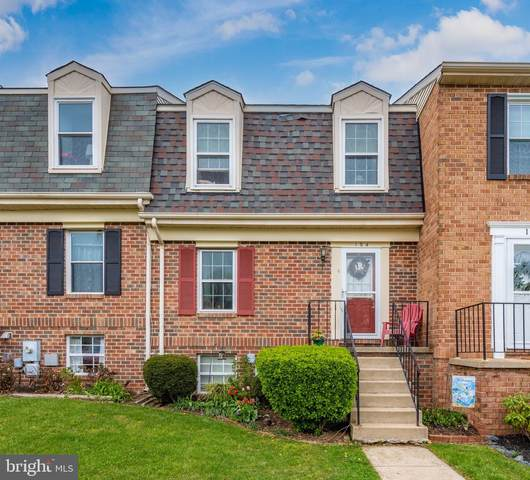 194 Alymer Court, WESTMINSTER, MD 21157 (#MDCR203714) :: SP Home Team