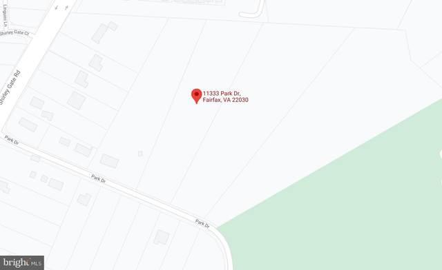 11333 Park Drive, FAIRFAX, VA 22030 (#VAFX1192862) :: The Vashist Group