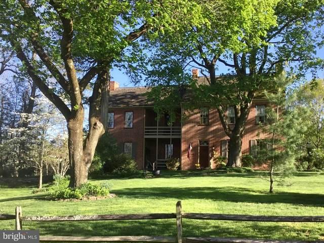 440 Franklin Church Road, DILLSBURG, PA 17019 (#PAYK156276) :: The Jim Powers Team