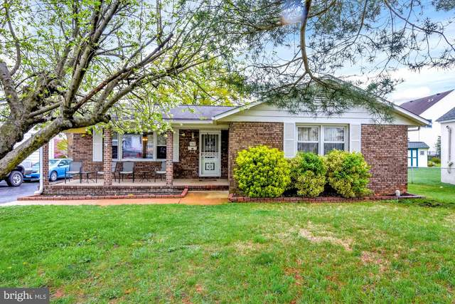 707 George Avenue, BALTIMORE, MD 21221 (#MDBC525380) :: The Riffle Group of Keller Williams Select Realtors