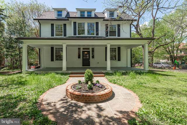 5528 Rusk Avenue, BALTIMORE, MD 21215 (#MDBA546854) :: Dart Homes