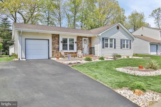 14 Clifford E Harbourt Drive, HAMILTON, NJ 08690 (#NJME310756) :: Jim Bass Group of Real Estate Teams, LLC