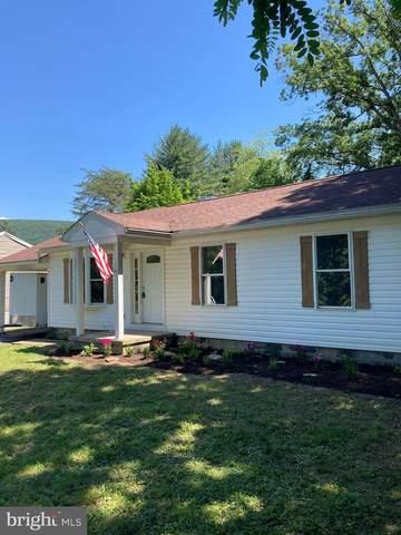 10118 Hopkins Street, ELLERSLIE, MD 21529 (#MDAL136704) :: Blackwell Real Estate