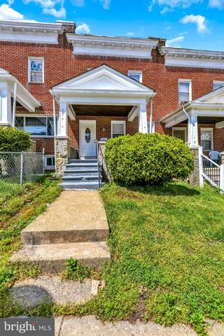 794 N Grantley Street, BALTIMORE, MD 21229 (#MDBA546972) :: Dart Homes