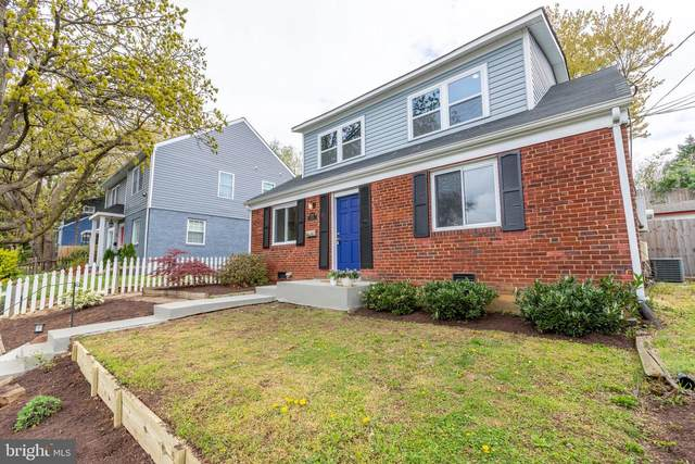2021 S Quincy Street, ARLINGTON, VA 22204 (MLS #VAAR179598) :: Maryland Shore Living | Benson & Mangold Real Estate