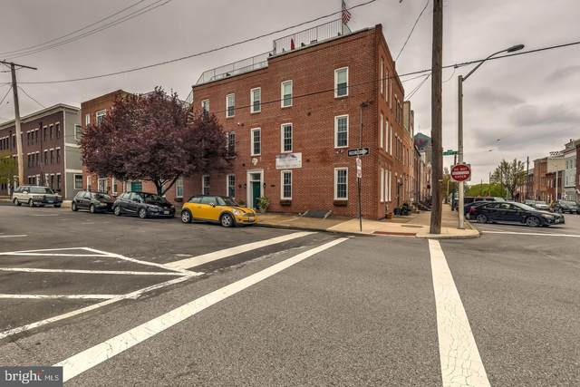 1201 S Clinton Street, BALTIMORE, MD 21224 (#MDBA547036) :: Berkshire Hathaway HomeServices McNelis Group Properties
